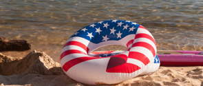 Patriotic flotation